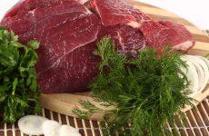 Мясо по капитански