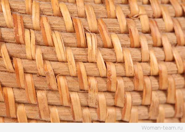 Плетение мебели из газетных трубочек