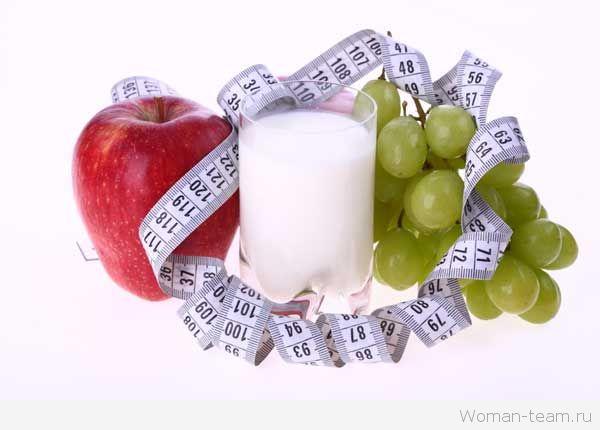 Расчета веса для диеты дюкана