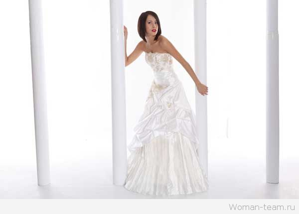 Венчальное платье для церкви новые фото