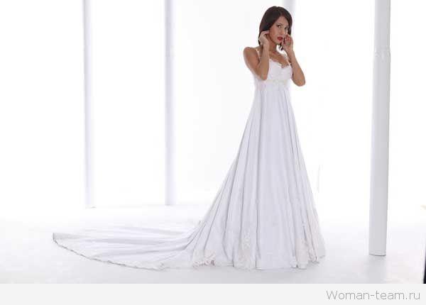 Платья для венчания в церкви