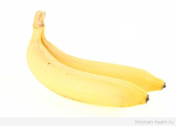 Банан - маска