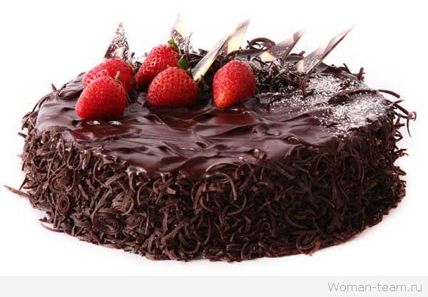 Самый быстрый торт