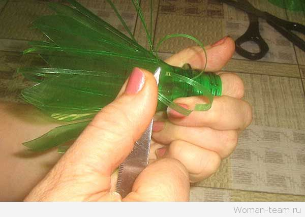 Поделки из пластиковых бутылок для детей