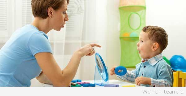 Как научить ребенка говорить букву Л