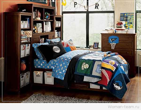 Обустройство комнат для подростков