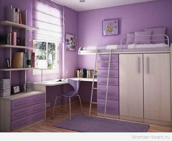 Комнаты для подростков
