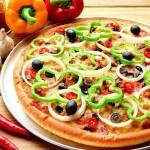 Готовим пиццу за десять минут на сковородке