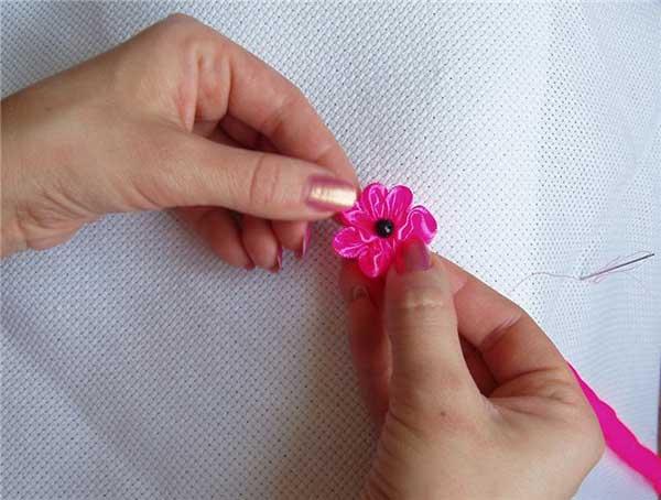 Гофрированные цветы своими руками