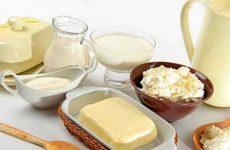 Список продуктов содержащих кальций в большом количестве