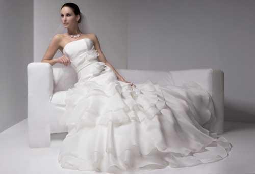 Сонник свадебное платье примеряла