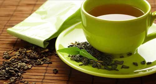 Считают что зелёный и чёрный чай