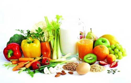 здоровая правильная еда