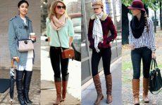 Как подобрать базовый гардероб, зимнюю и осеннюю одежду для полных женщин, а также деловой стиль и бохо шик