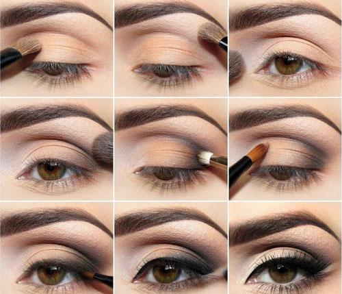 Дымчатый макияж: пошаговая инструкция и секреты идеального эффекта.