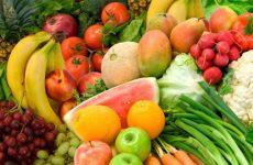 Необходимые витамины и правильные продукты питания как комплекс мер для улучшения потенции у мужчин