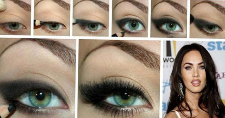 Как правильно самой нанести макияж