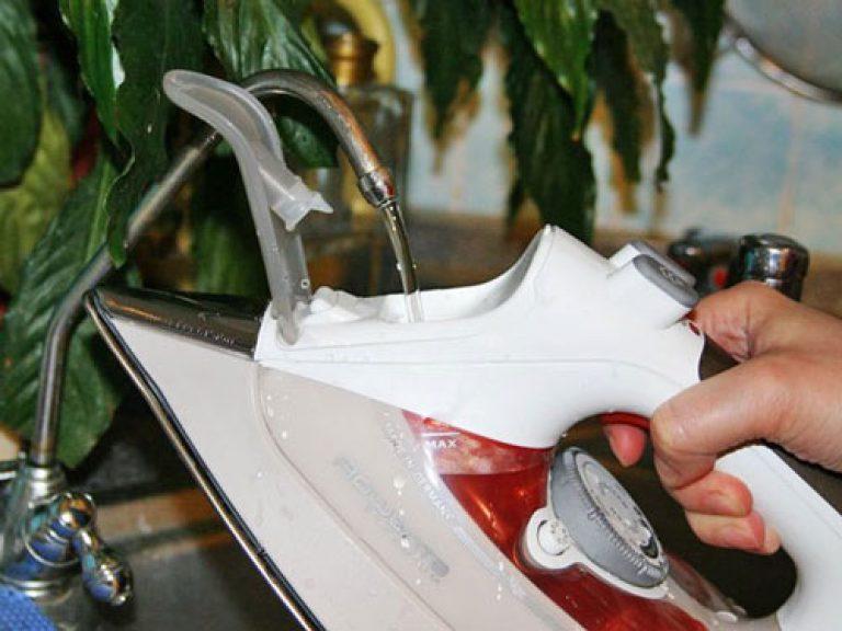 Как очистить парогенератор в домашних условиях 827