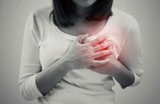 Причины боли в груди, лечение и признаки