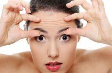 Причины появления и способы устранения морщин на лбу в домашних условиях