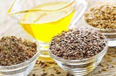 Полезные свойства и противопоказания семян льна: применение