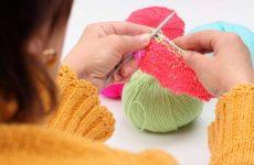 Вязание пинеток для детей уроки для начинающих