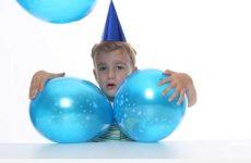 Как отметить день рождение ребенка