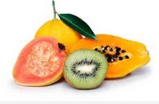 Микроэлементы и витамины в продуктах питания