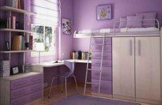 Детские комнаты для подростков девочек и мальчиков