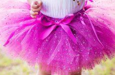 Способы изготовления юбки из фатина на ребенка и на взрослого своими руками: виды и пошаговая инструкция пошива