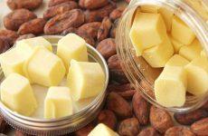 Характеристика масла какао, его свойства и применение в косметологии, кулинарии и лечении в домашних условиях